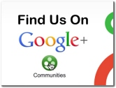 Click here to visit MR2 Australia on Google+ Communities