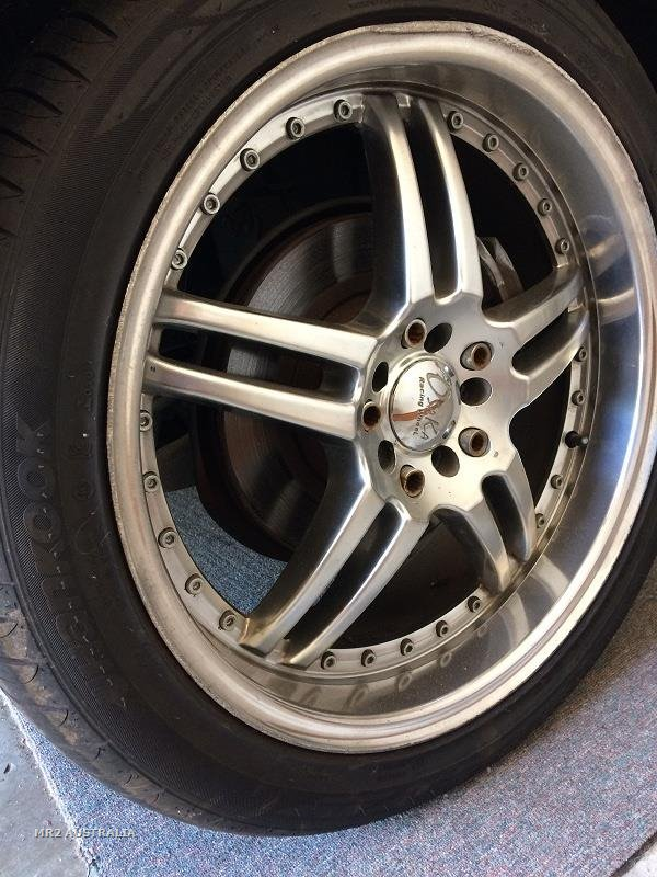 Fs 18 Wheels Amp Tyres Multi 5 Stud Adelaide Sold