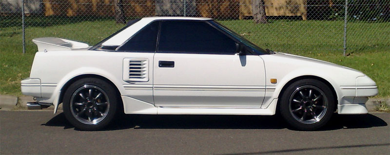 My Pick For Best MR2 Didnu0027t Win(water To Air IC Fitted)