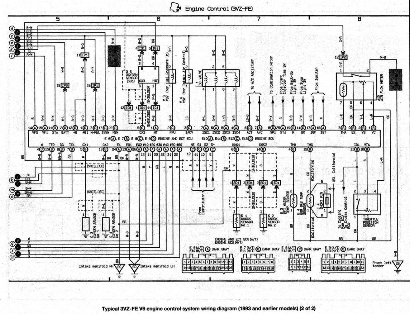 1zz Fe Ecu Wiring Diagram Pdf: Awesome 3sgte Wiring Diagram Photos - Everything You Need to Know rh:ferryboat.us,Design