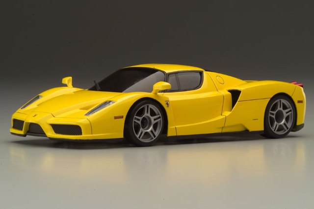yellow sports cars
