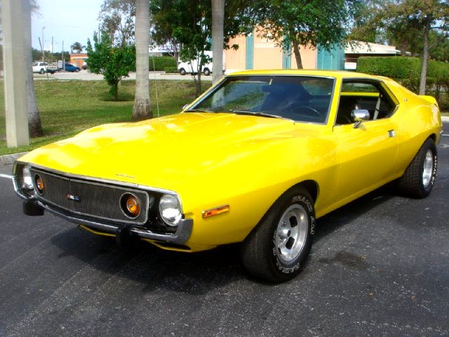 Photo Searches   amc javelin yellowYellow Javelin Car